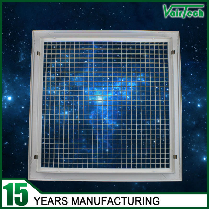 Metal Egg Crate Grille : Hvac system air conditioning aluminum egg crate ceiling