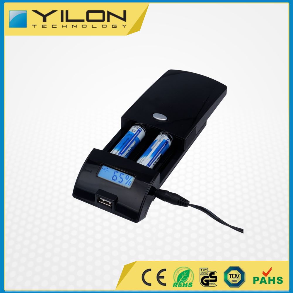 Competitive Manufacturer Universal USB Aa Battery Phone Charger