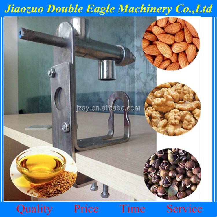 Manufacturers selling household manual oil press/oil mill