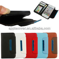 Detachable Wallet Covers for i Phone 5 5s,for iphone cell phones