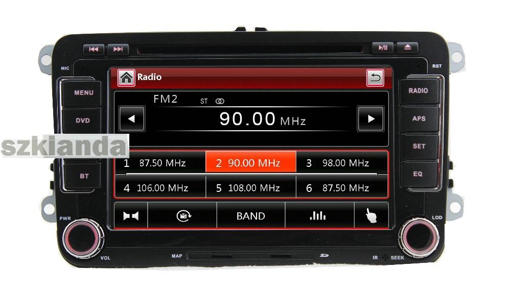 Volkswagen Passat Navigation System : In stock original ui touch screen car stereo dvd gps