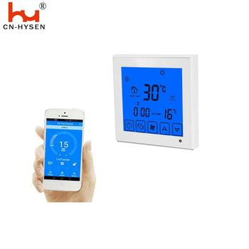 Wifi CE HVAC Programmable Temperature Controller Thermostat