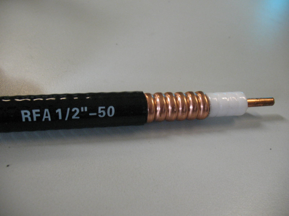 "RFA 1/2"" COAXIAL CABLE feeder cable"