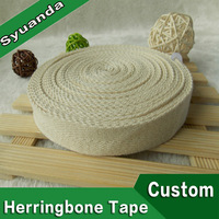 Factory direct offer high tenacity canvas webbing