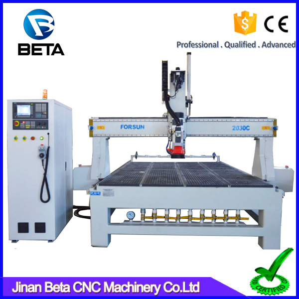 Best price automatic Siemens controller cnc cutting machine carving router for wooden door
