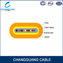 Hot Sales GJDFJV Ribbon optical fiber jumper and pigtail cable