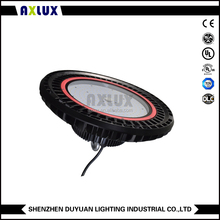 150W led high bay with Meanwell HLG driver Nichia 120lm/W ufo led high bay light