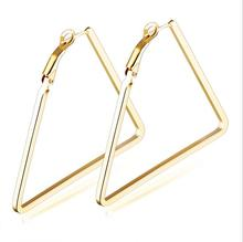 American style large earring hoop for young girls