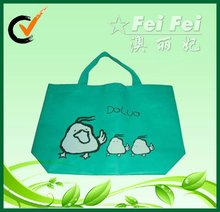 Cheap nylon foldable shopping eco bag