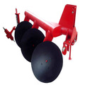 New style MF Pipe Plow 4 discs Plough Made in China