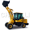 With high quality ZL08 ZL10 ZL12 ZL16 ZL18 ZL20 small wheel loader for sale