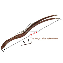Archery bow and arrow set recurve bow for outdoor sports game