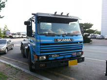 SCANIA Tractor Head Truck