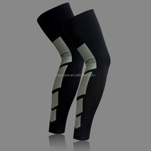 l2016 new products Leg sleeves for outdoor sports and compression calf sleeves manufacturer china