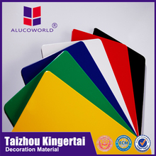 Alucoworld facade and claddings exterior wall cladding aluminum composite panel acm panel building material