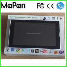 Cheapest MaPan 7 Inch 3g Android Tablet MTK 6572 Dual core 1024*600 Android Tablet PC With 8GB ROM