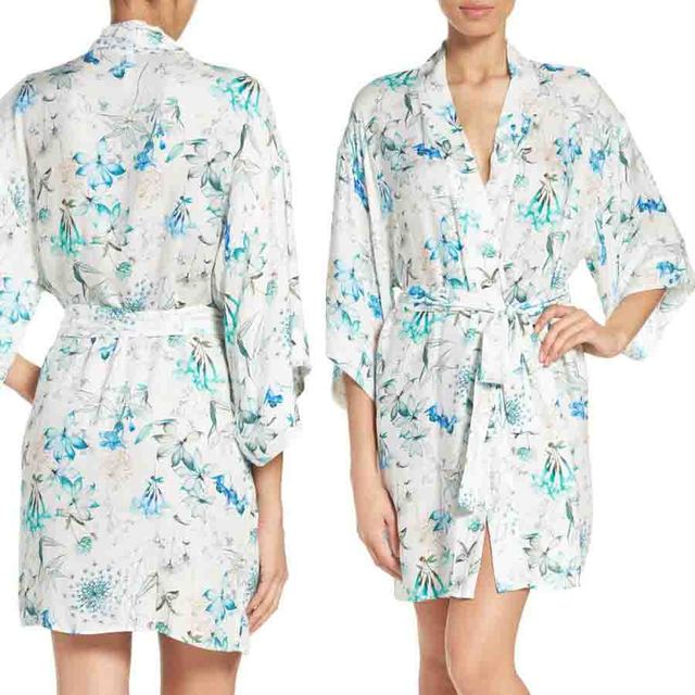 Women Fashion Short Sleeve Floral Print Sleepwear Pajamas Wholesale Custom High Quality Pajamas
