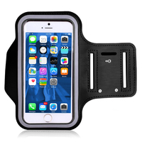 China Manufacturer HOT Products Smart Phone Armband Sport for Iphone 6 Armband Waterproof Case