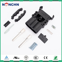 NANFENG Made In China Electric Vehicle 320A Pin Battery Connector Power Charge Plug