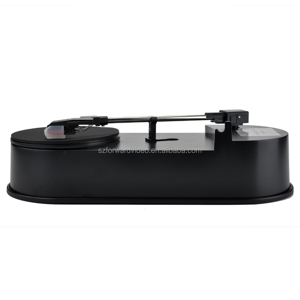 Mini USB Turntable Turntable player with PC recording function phono player ezcap610