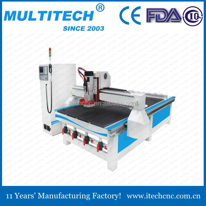 China hot sale 1325 cnc router with linear ATC tool changer