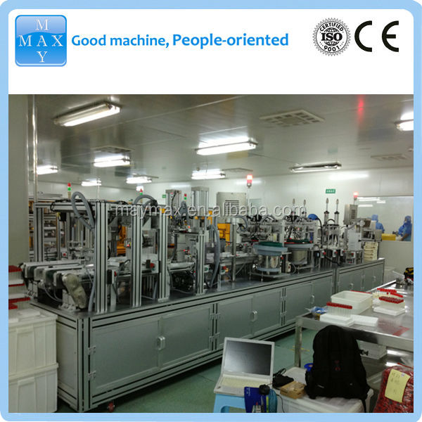 assembly machine for vacuum blood collection tube