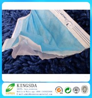 3ly disposable face mask use non woven meltblown fabric roll for cosmetic raw material