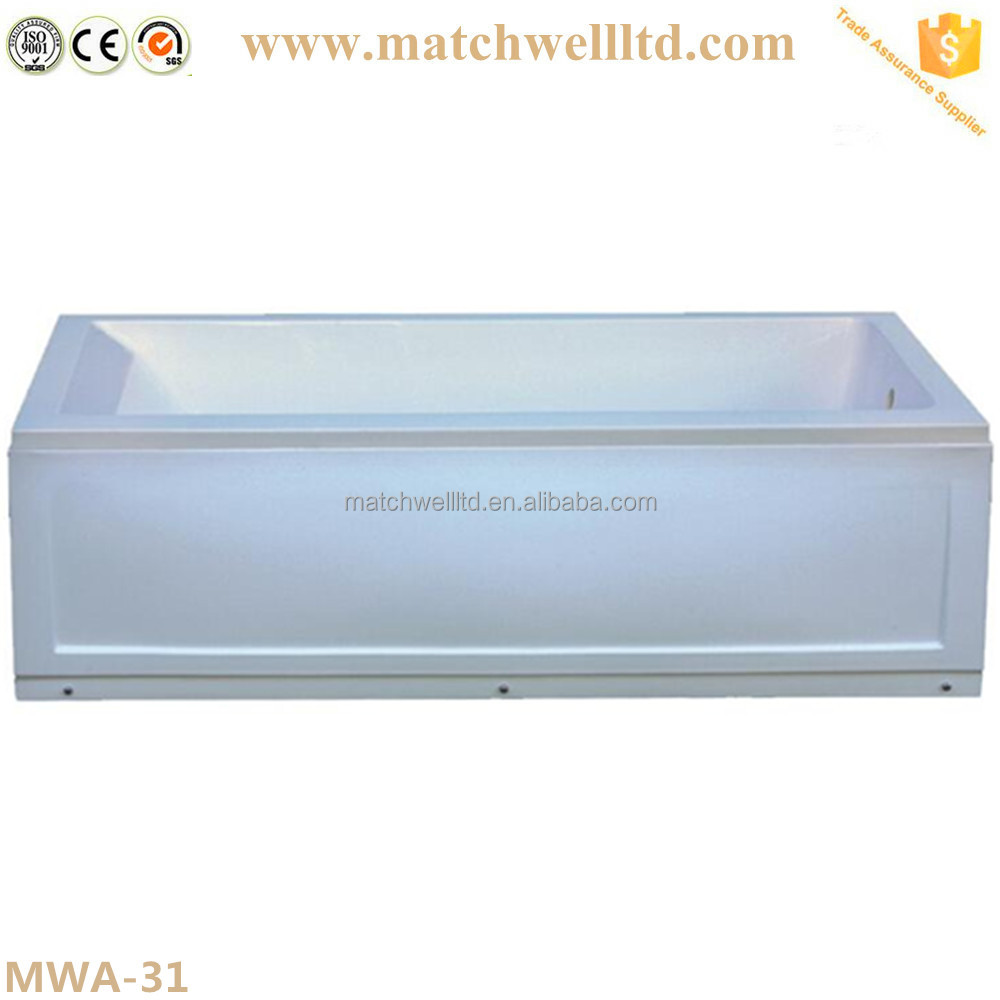 Acrylic Simple Bathtub/bathtubs/hot Tubs, Acrylic Simple Bathtub ...