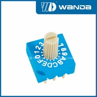 DIP rotary switch,RS31607
