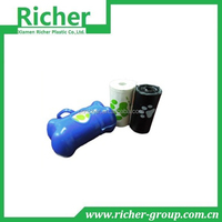 CHINA SUPPLIER PLASTIC SHOPPING DOG POOP BAGS