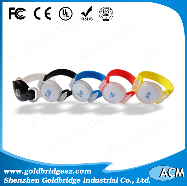 China factory Rfid Jibbitz Rescue Lenticular Wristband