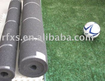 Shock pad for synthetic turf