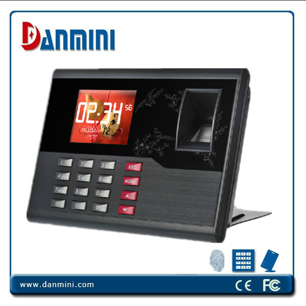 Low Price Realand A-C120,ID card Fingerprint time attendance,time clock