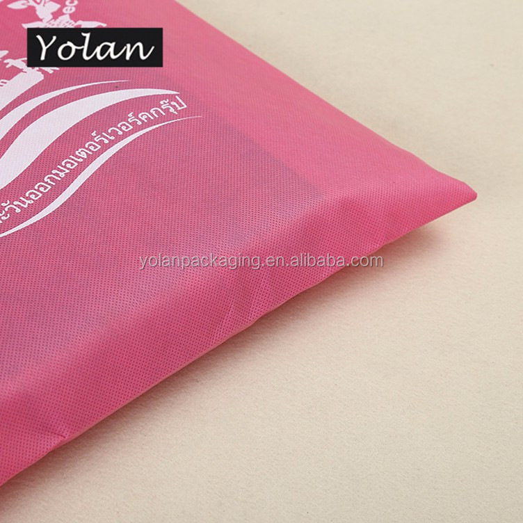 Top quality non woven bag Yiwu pictures printing non woven shopping bag manufacturer
