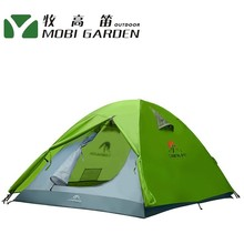 Durable Easy Carry Camping Tent With Fiberglass Pole 2.15 kg