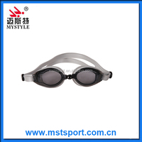 2015 New cheap wholesale swimming goggles factory china
