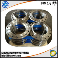 ASTM A105 material flange from China factory with good quality
