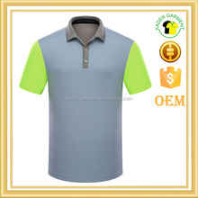 quality golf t shirt dry fit made in china