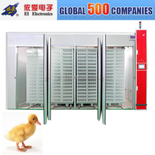 (EICTPC-Y23040) Global 500 top 23040 duck egg hatchery machine / commercial egg incubator for sale