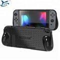 2018 New TPU Protective Cover for Nintendo switch Comfortable TPU Game Grip Case with Heat-dissipate Design