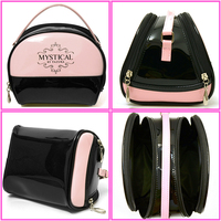 2015 audit foldable hanging travel cosmetic bag, lady makeup vanity bag
