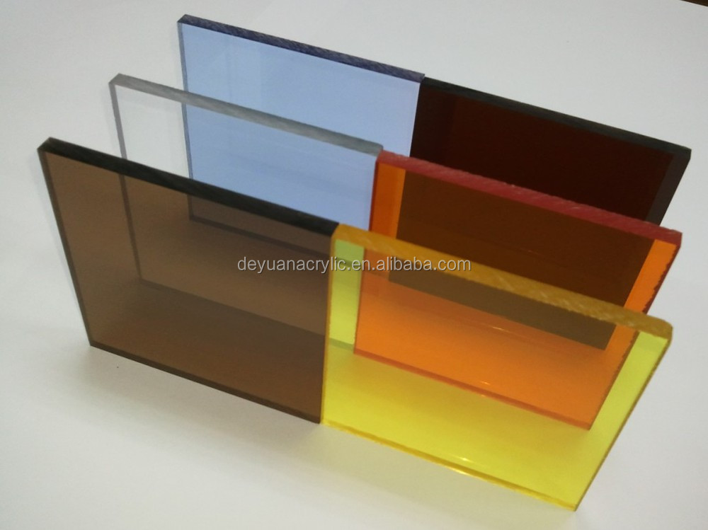 High quality Esthetical Acrylic Prismatic Sheet
