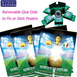 Acid Free Removable Glue Dots for Sticking and Hanging Posters Paper Documents