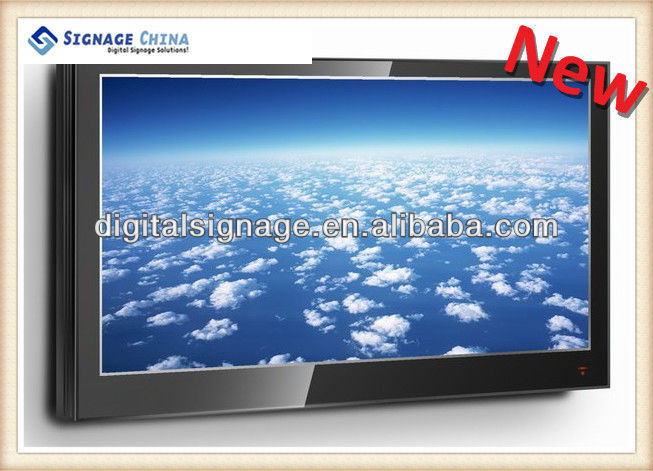 42 Inches 1080P HD Network Digital Signage Wall Mount LCD TV TFT Advertising Screen Media Player