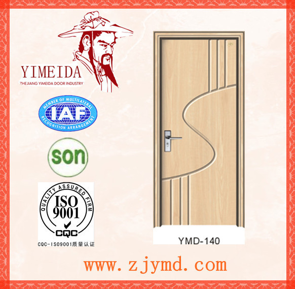 Factory direct sale wooden internal doors With Low Price YMD-140