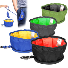 Wholesale Fashional Foldable Waterproof Pet Food Container
