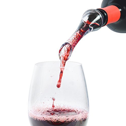 Business Gift For <strong>Promotion</strong>,Patent Wine Aerator Pourer LFK-011A