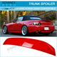 For 00-09 HONDA S2000 AP1 AP2 OE Style #R510 New Formula Red Painted Trunk Spoiler