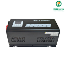 dc-ac inverter with solar charger