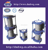 Teflon PTFE corrugated bellow expansion joint with flange